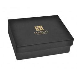 Eleganckie pudełko prezentowe 24x17x8,5cm czarne