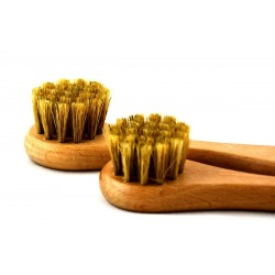 Margo, mazak 16cm do nakładania pasty, szczecina, drewno bukowe