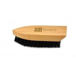 Margo, mała szczotka do czyszczenia butów,  polipropylen, drewno bukowe