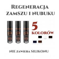 SAPHIR MDOR Regeneracja zamszu i nubuku Suede Renovator 250ml Różne kolory