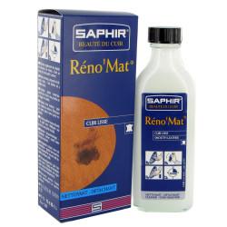 RENOMAT SAPHIR 100ml - Płyn do czyszczenia skór