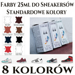TARRAGO Sneakers Paint Standard Colors 25ml