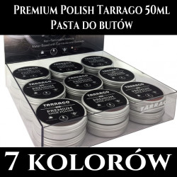 TARRAGO Shoe Premium Polish 50ml - Pasta do butów