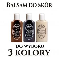 TARRAGO Balm Leather Care 125ml / Cleansing Cream - Balsam do skór 3 kolory