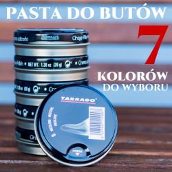 Tarrago Shoe polish pasta z woskiem pszczelim 50ml