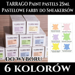TARRAGO Sneakers Paint Pastel Colors 25ml