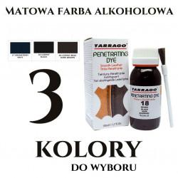 TARRAGO Matowa farba alkoholowa do skór