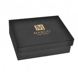 Eleganckie pudełko prezentowe 18x13x7,5cm czarne